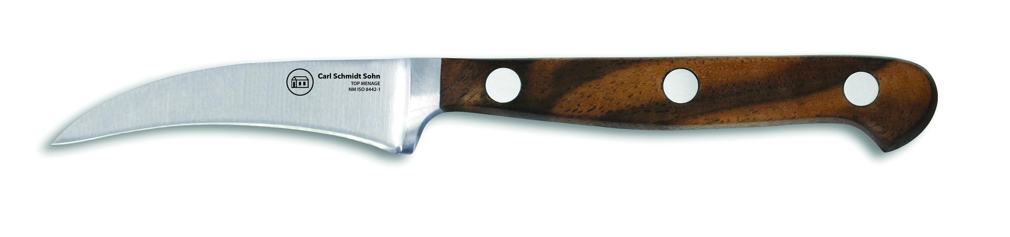 TESSIN Schälmesser 7 cm