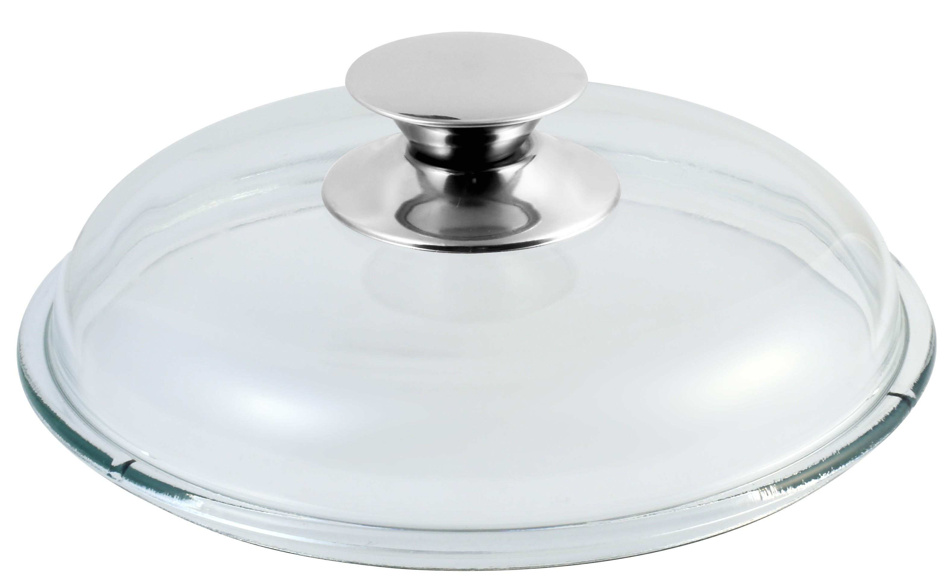 DOM Glasdeckel 20 cm Durchmesser