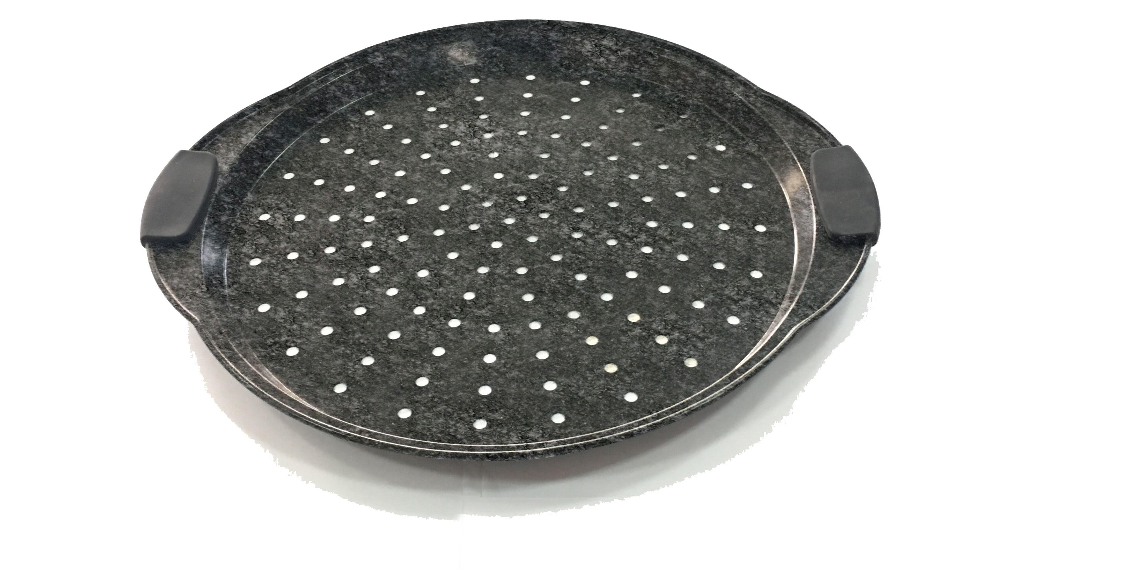 STEINFURT Pizzablech Durchmesser 33 cm