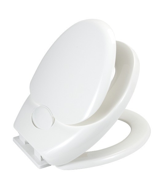 WC-Sitz Family, mit Absenkautomatik
