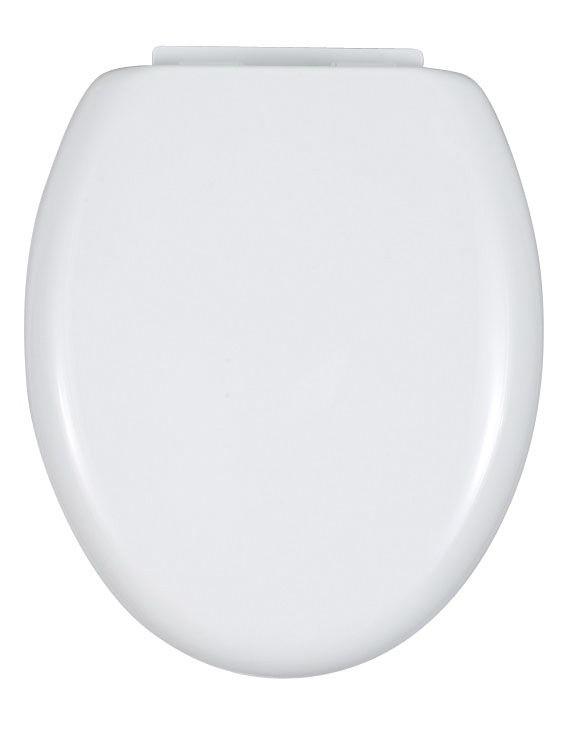 Wenko WC-Sitz Bassano, mit Absenkautomatik