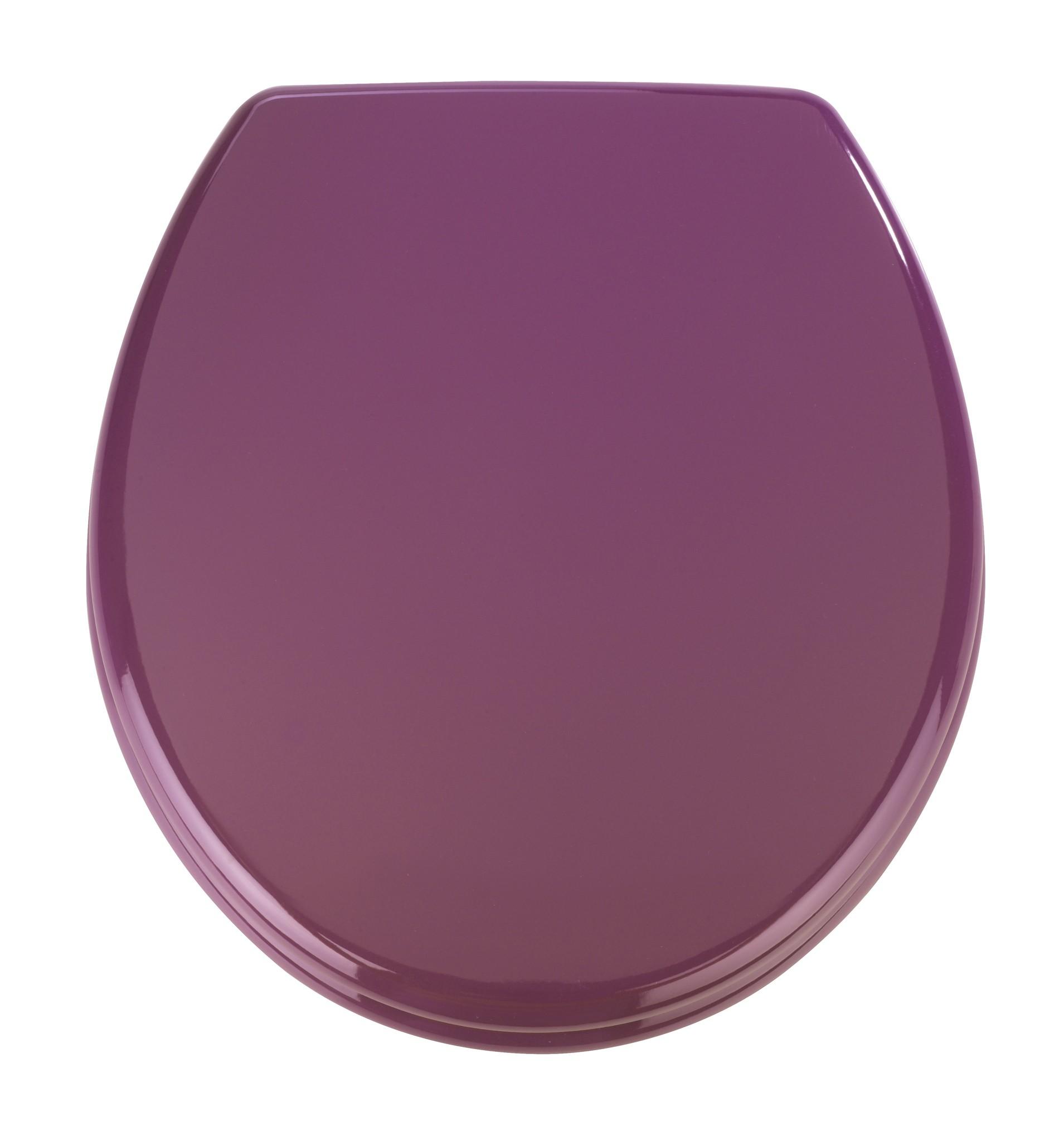 wc sitz prima lila von wenko jetzt kaufen bei wc. Black Bedroom Furniture Sets. Home Design Ideas