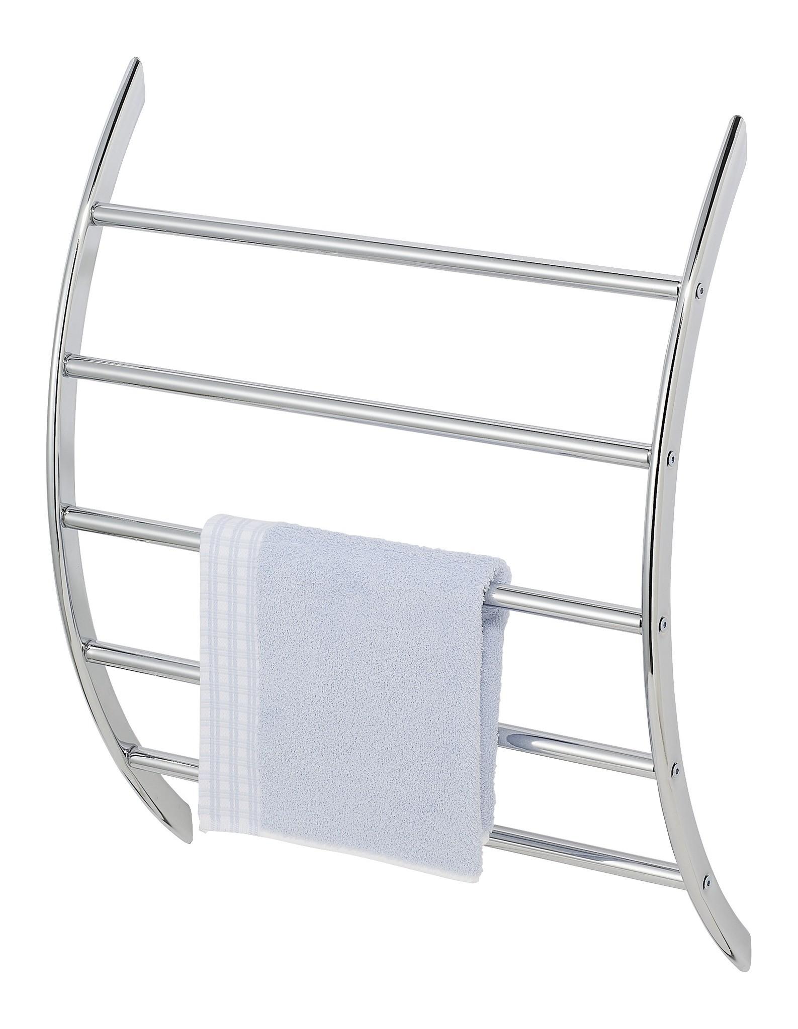 Exclusiv Wand-Handtuchhalter mit 5 Stangen