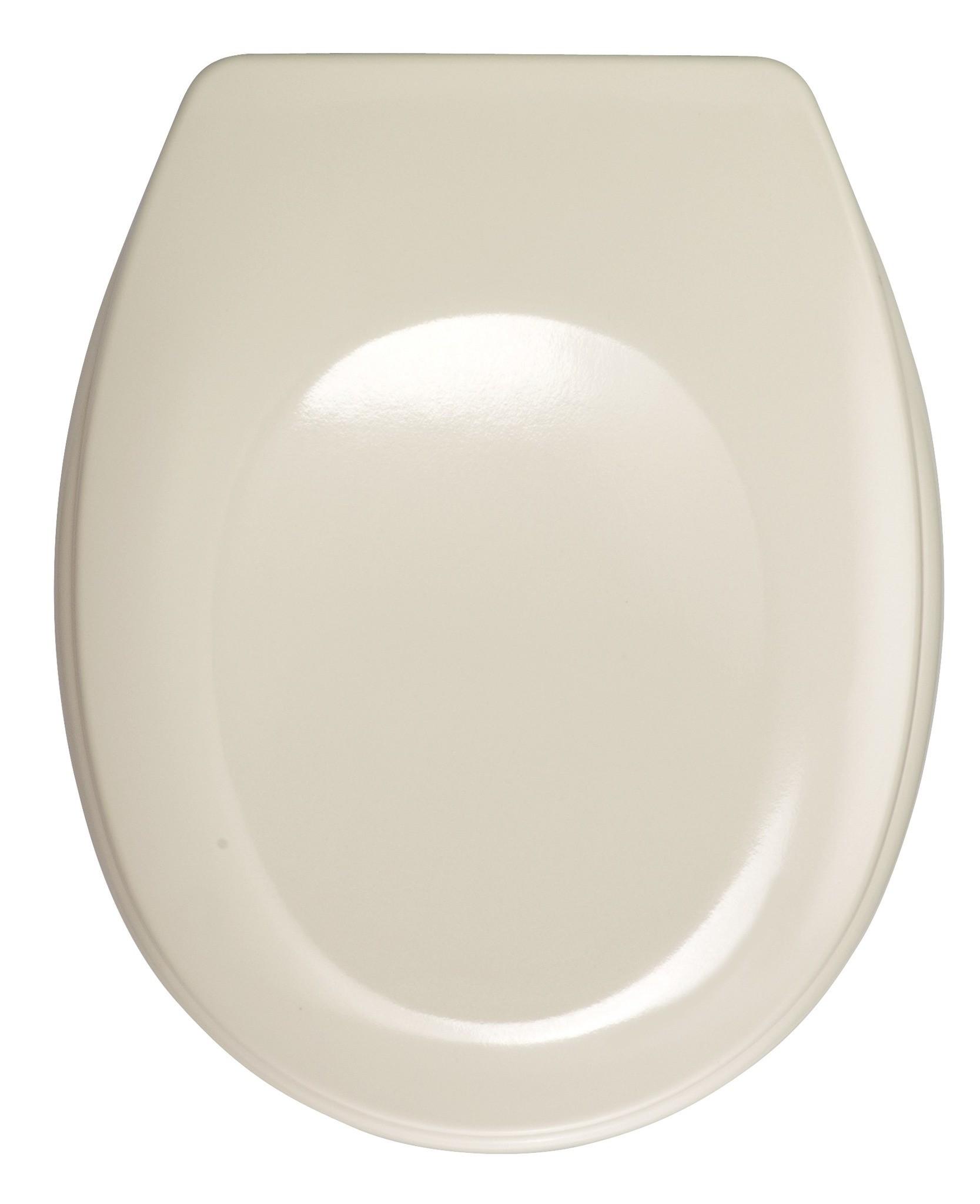 Wenko WC-Sitz Bergamo Beige