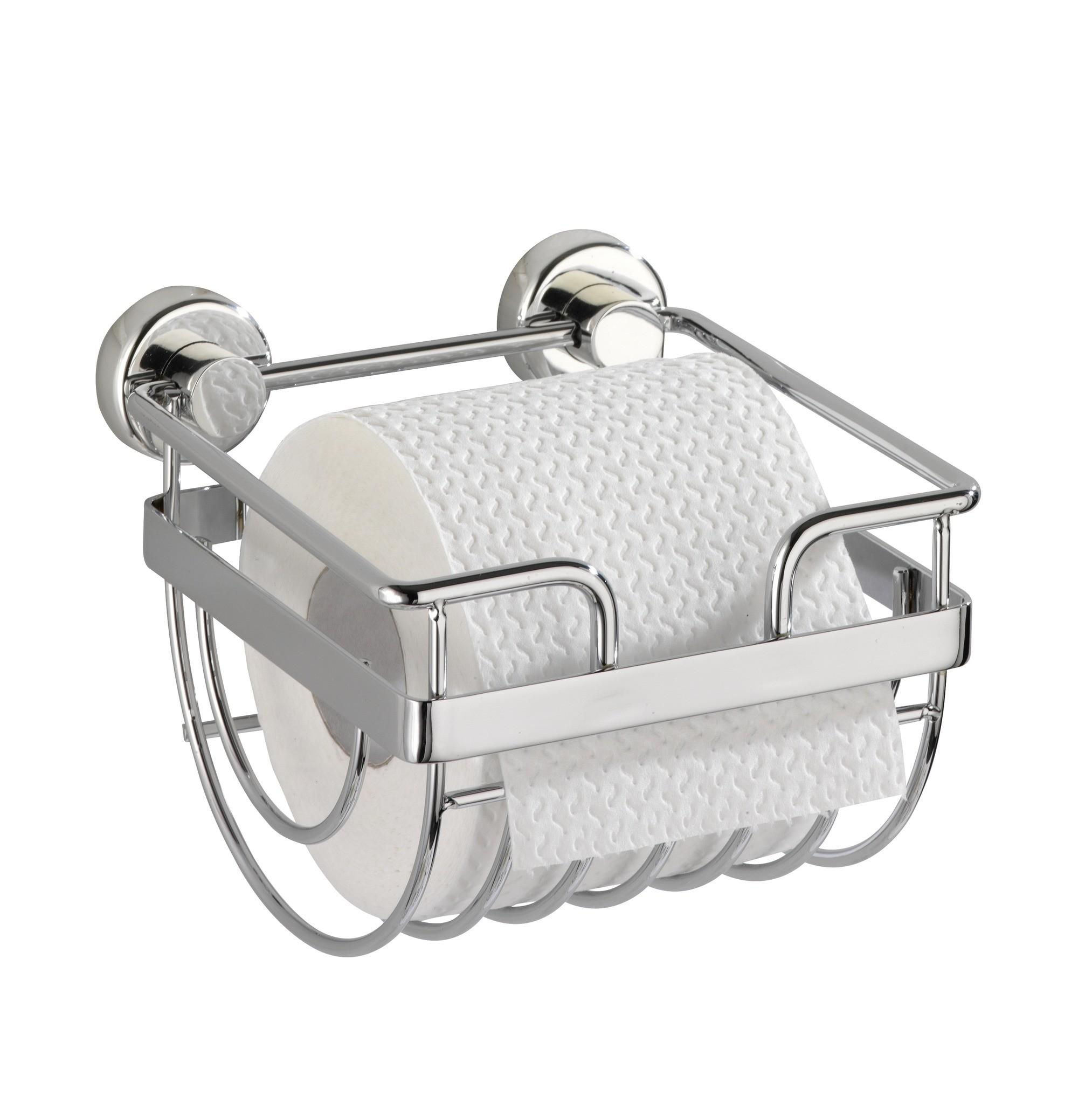 Power-Loc Toilettenpapierhalter Sion, Befestigen ohne bohren