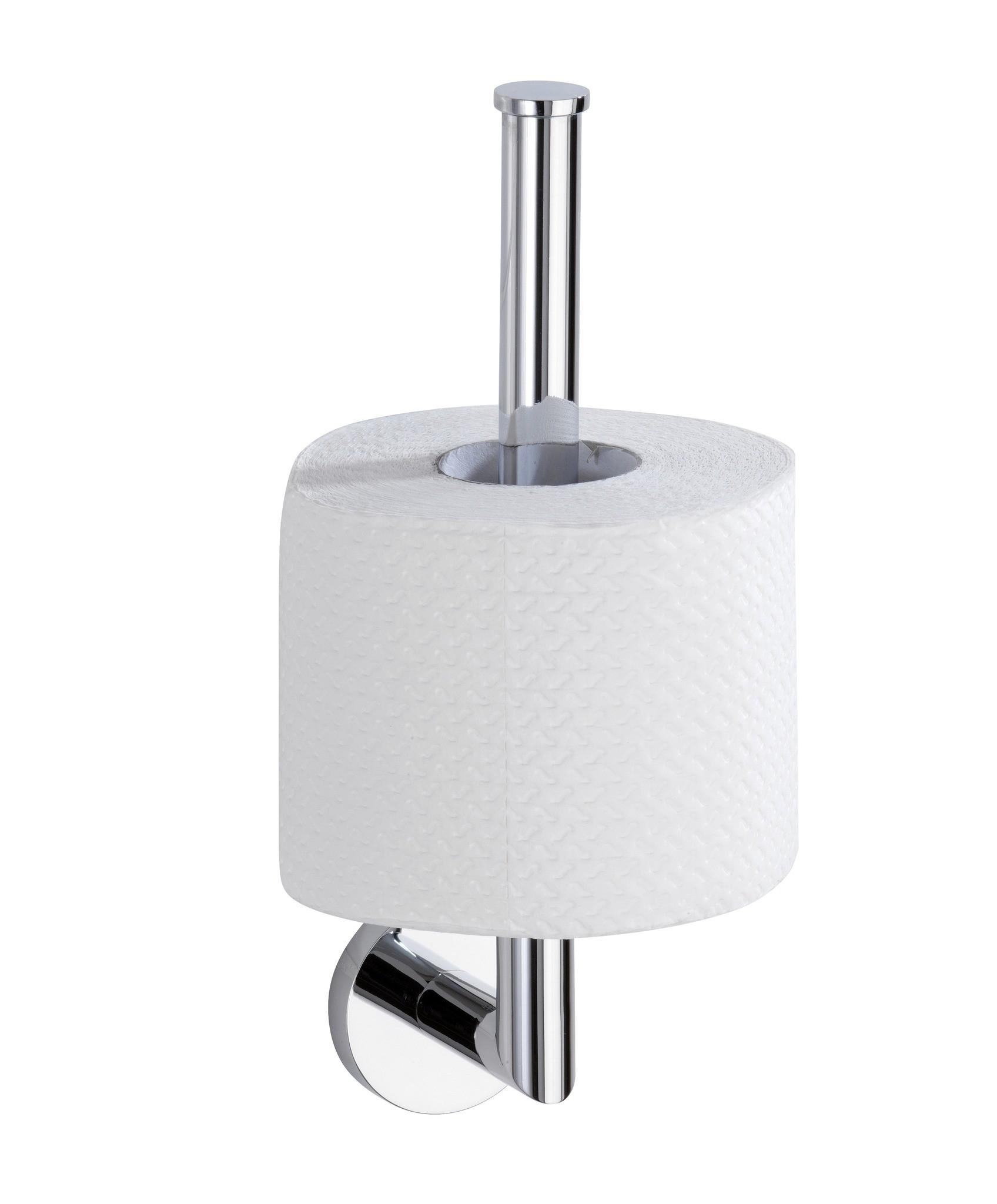 Power-Loc Toilettenpapier-Ersatzrollenhalter Revello, Befestigen ohne bohren