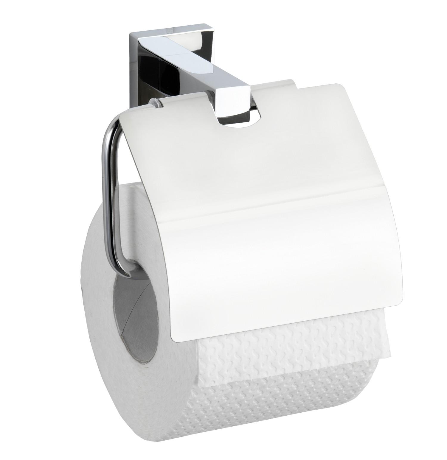 Power-Loc Toilettenpapierhalter San Remo, Befestigen ohne bohren