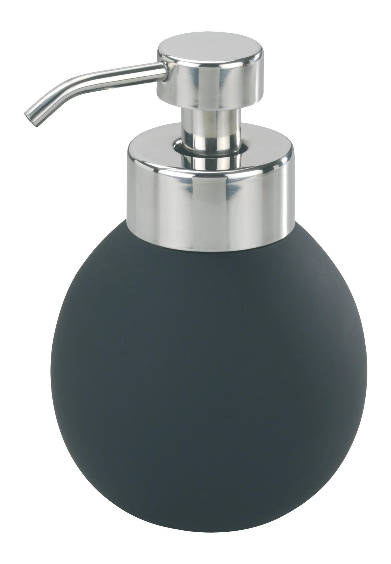 Schaumseifenspender Naro Anti-Rutsch, Soft Touch Oberfläche