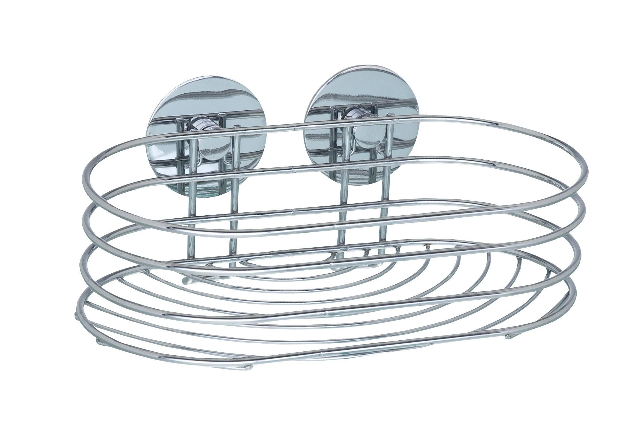 Wenko Turbo-Loc® Wandablage, Befestigen ohne bohren