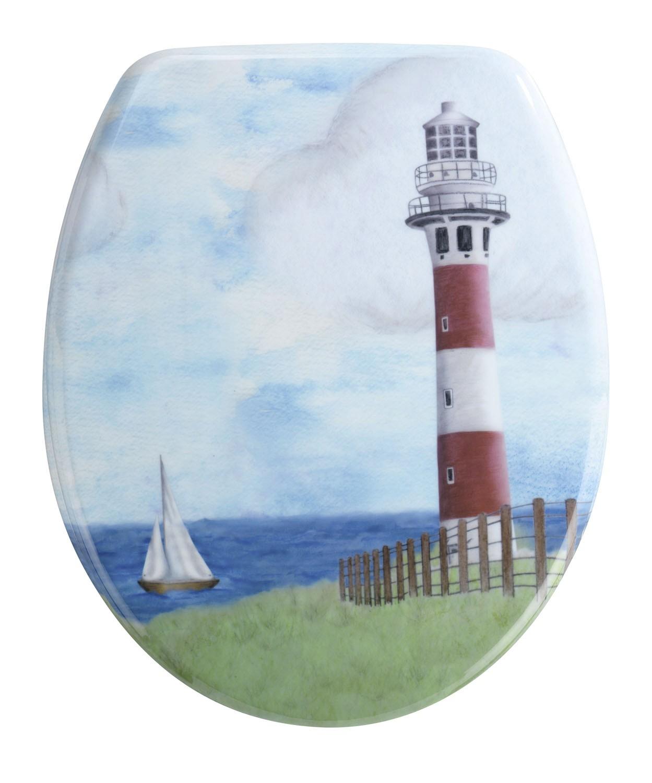 WC-Sitz Leuchtturm