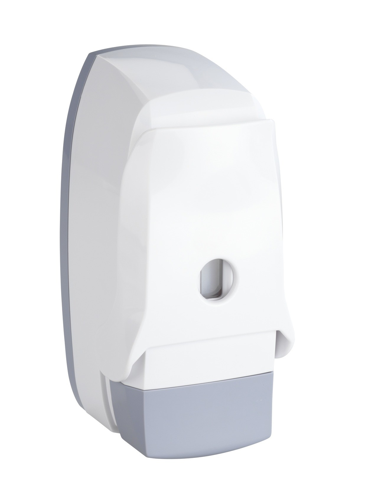 Wenko Desinfektionsmittelspender Ascoli Weiß