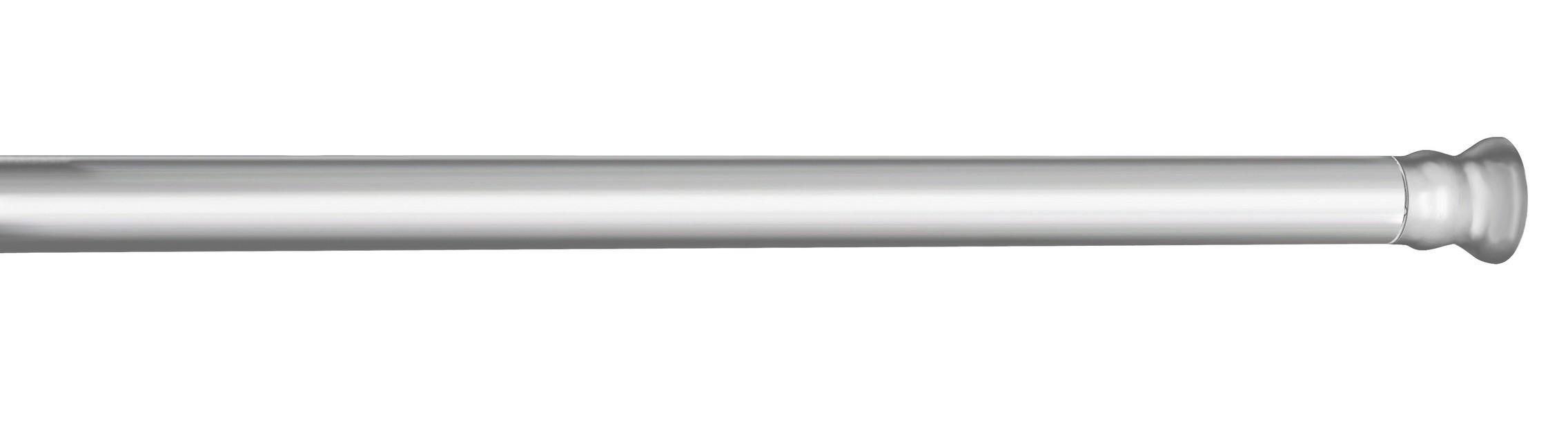 teleskop duschstange chrom 110 185 cm von wenko jetzt kaufen bei wc