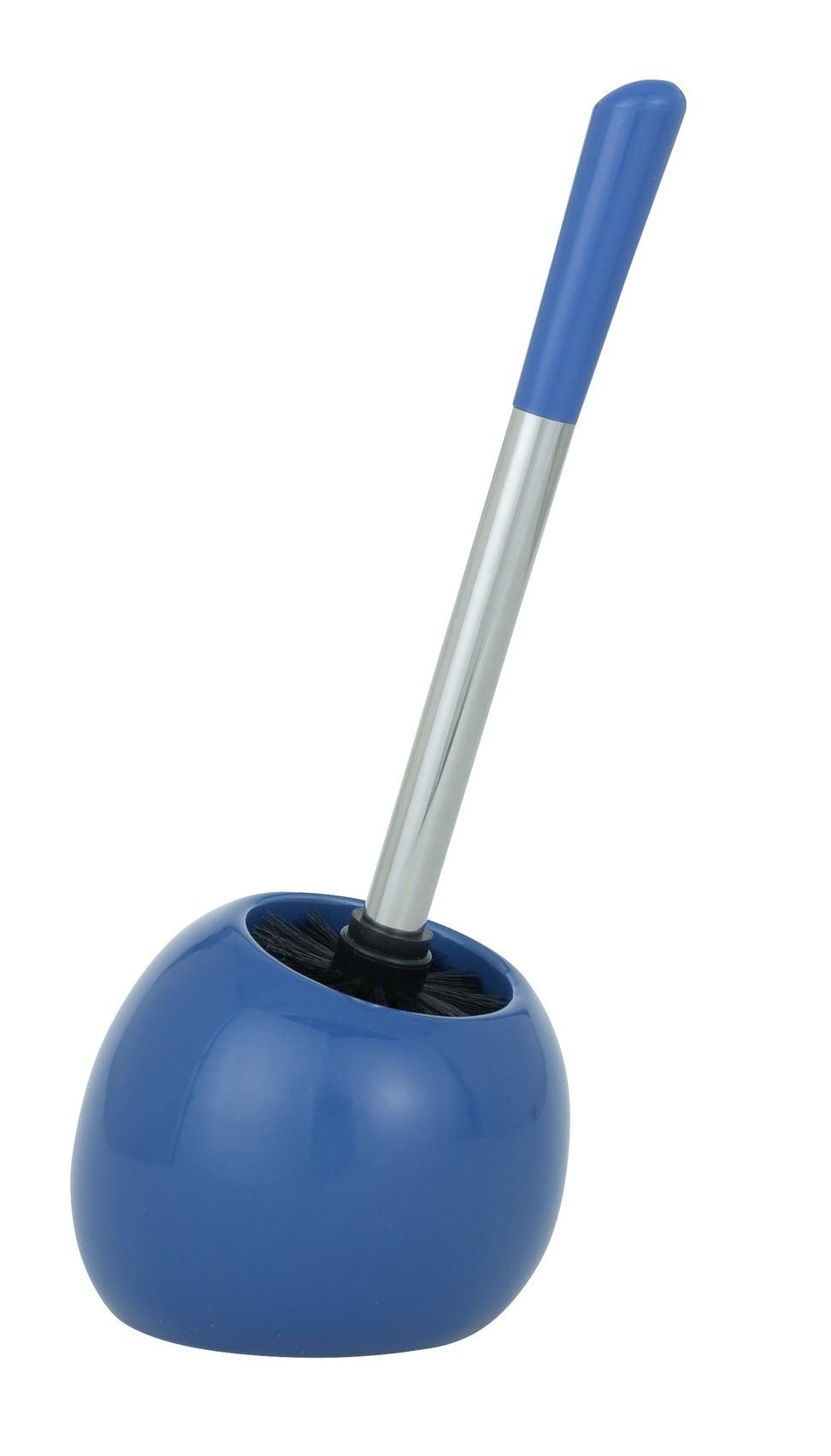 Wenko WC-Garnitur Polaris Dark Blue