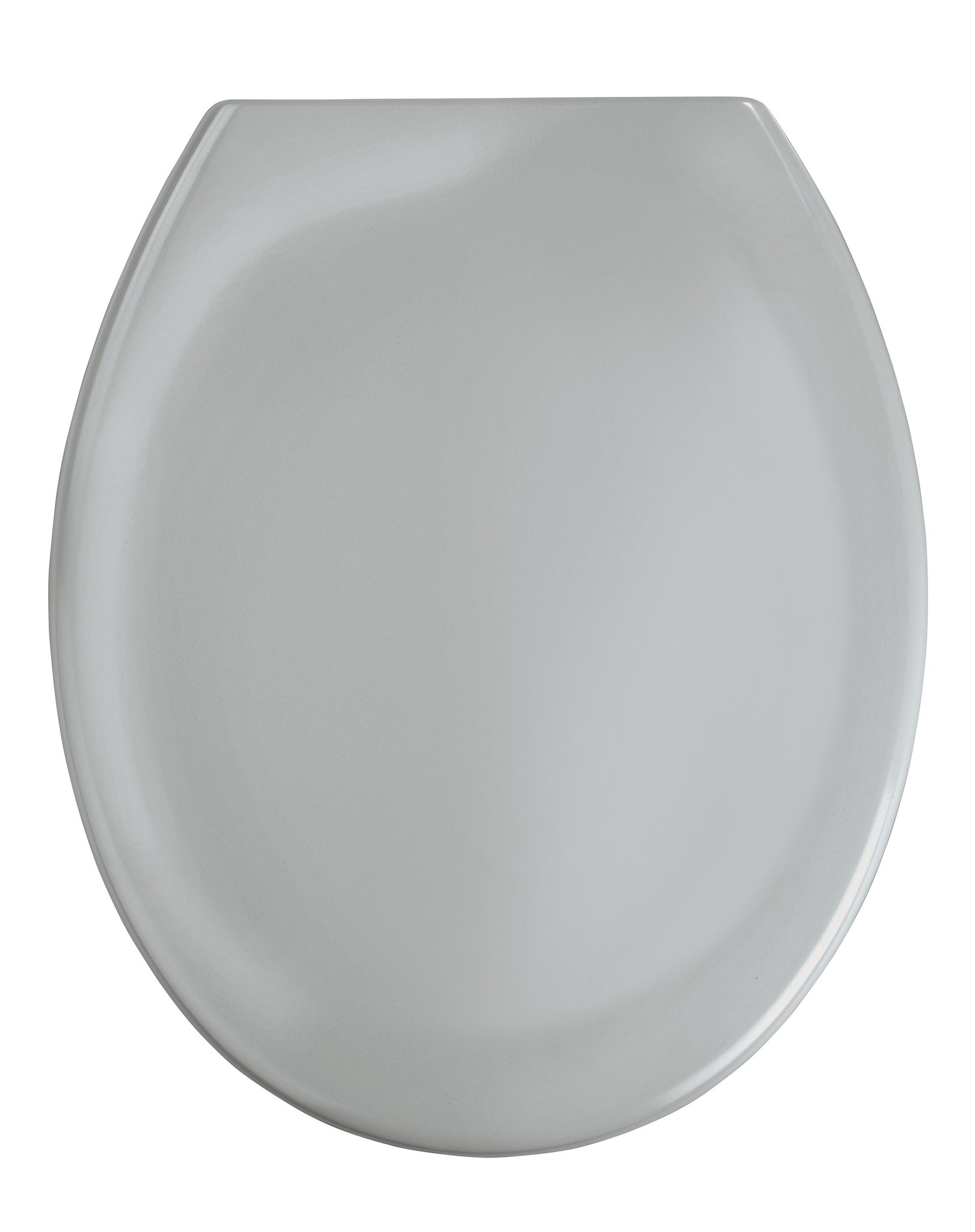 Premium WC-Sitz Ottana Hellgrau, mit Absenkautomatik