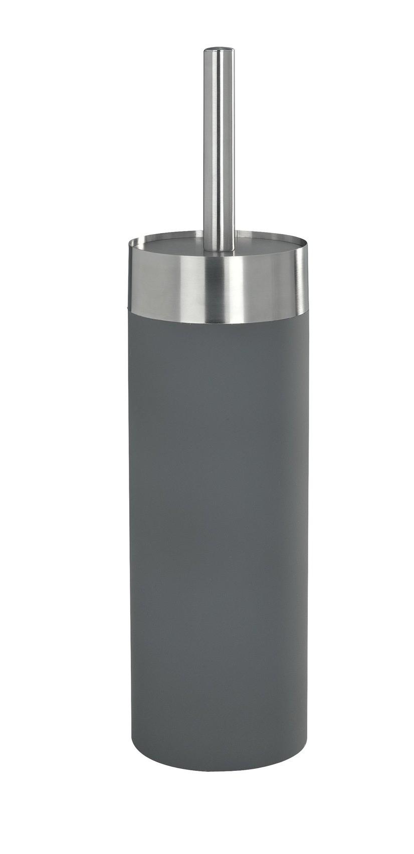 Wenko WC-Garnitur Creta Grey