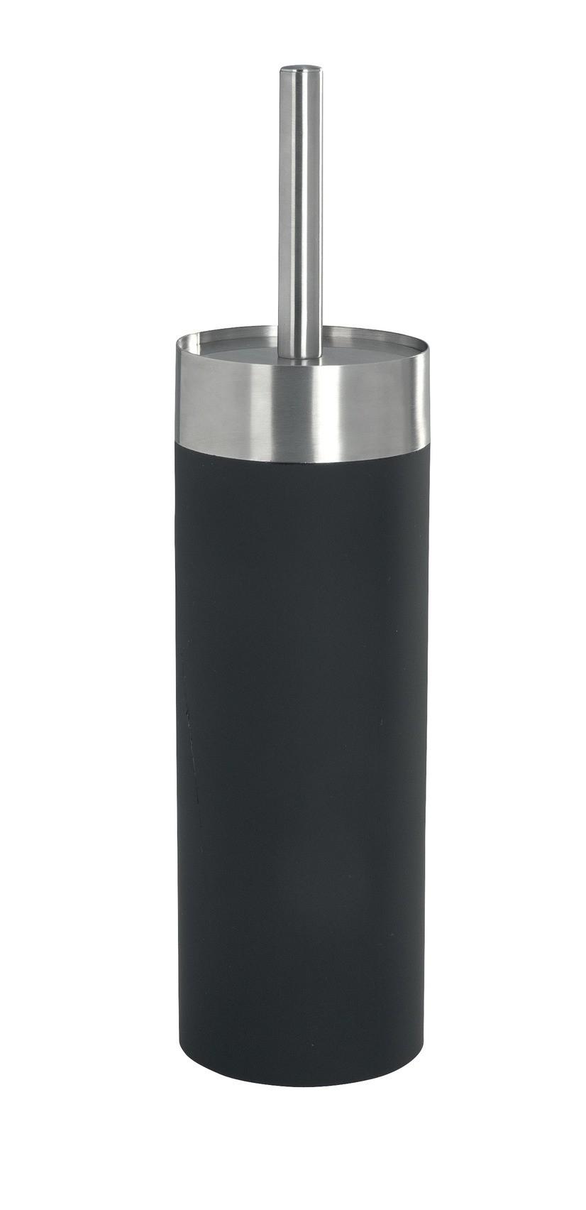 Wenko WC-Garnitur Creta Black