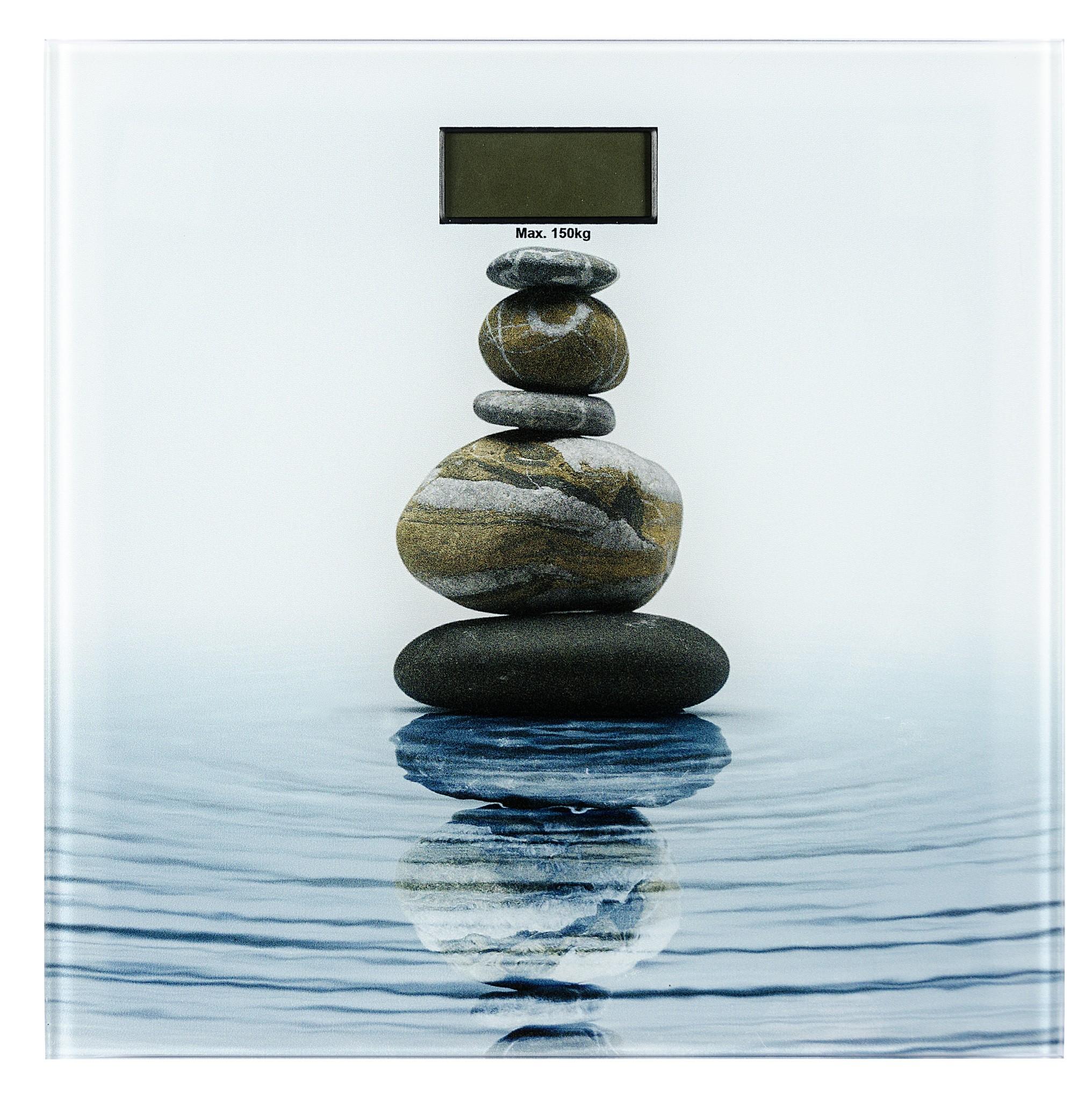 Badwaage Meditation, LCD-Display