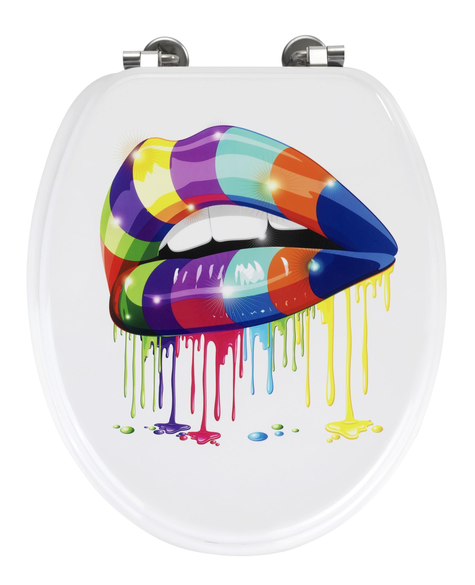 Wenko WC-Sitz Lip