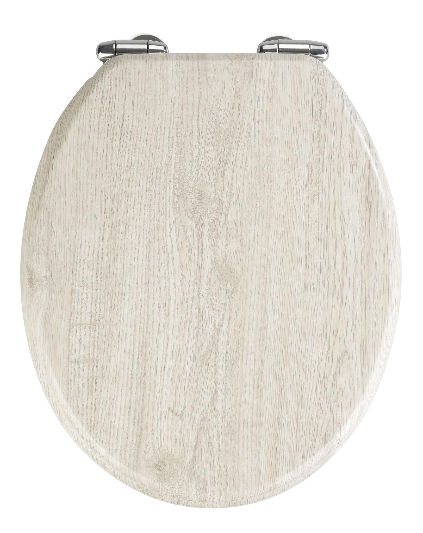 wc sitz eiche grau mit absenkautomatik von wenko jetzt kaufen bei wc. Black Bedroom Furniture Sets. Home Design Ideas