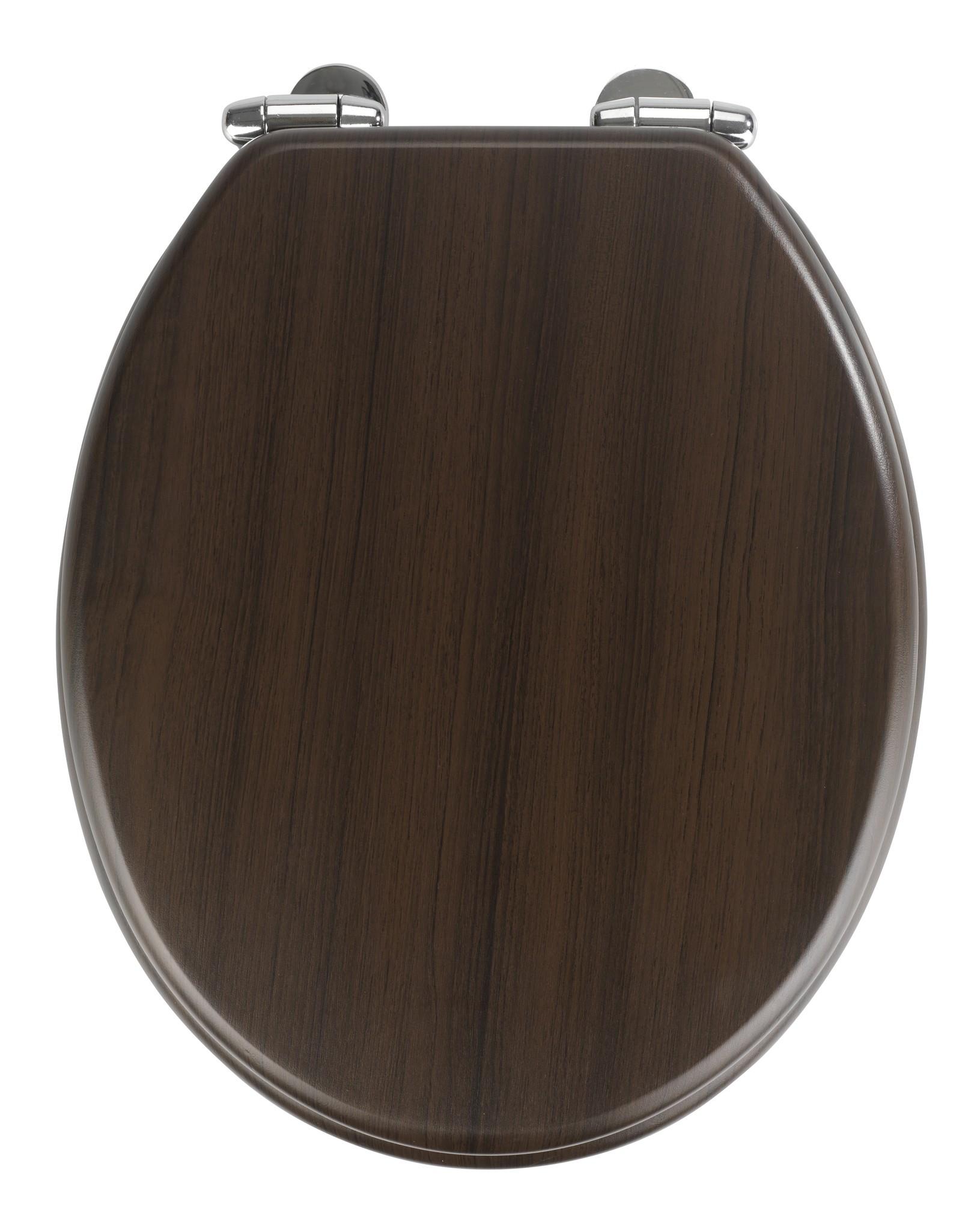 wc sitz wenge mit absenkautomatik von wenko jetzt kaufen bei wc. Black Bedroom Furniture Sets. Home Design Ideas