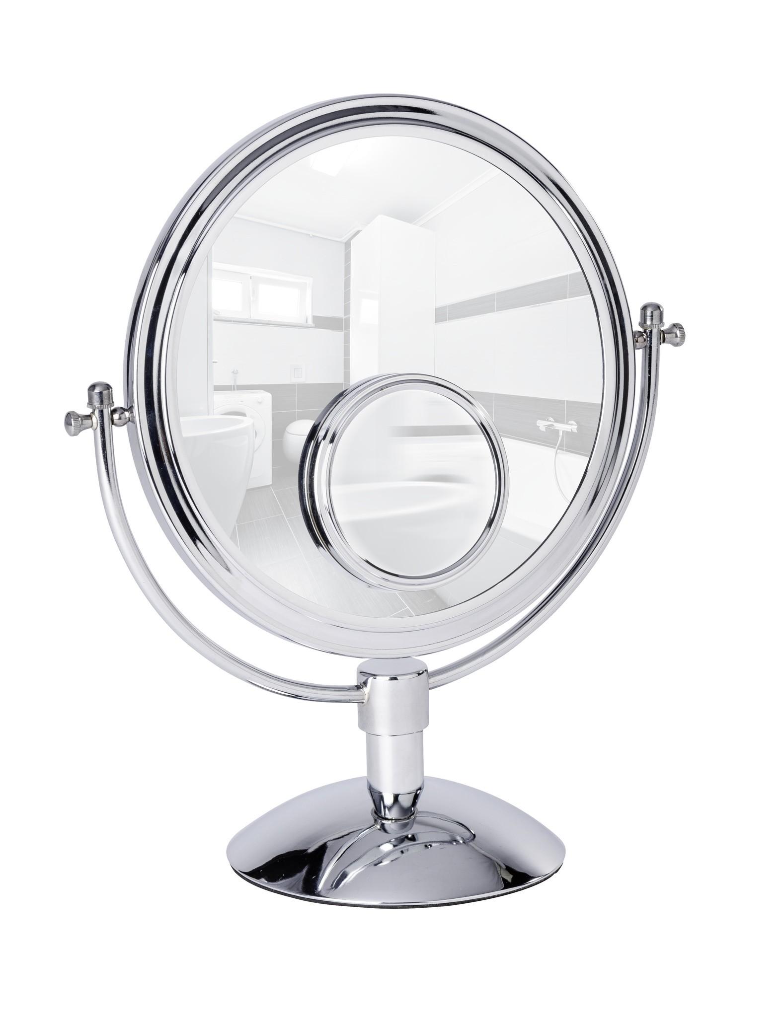Wenko Kosmetikspiegel Grando, 3-fach & 7-fach Vergrößerung
