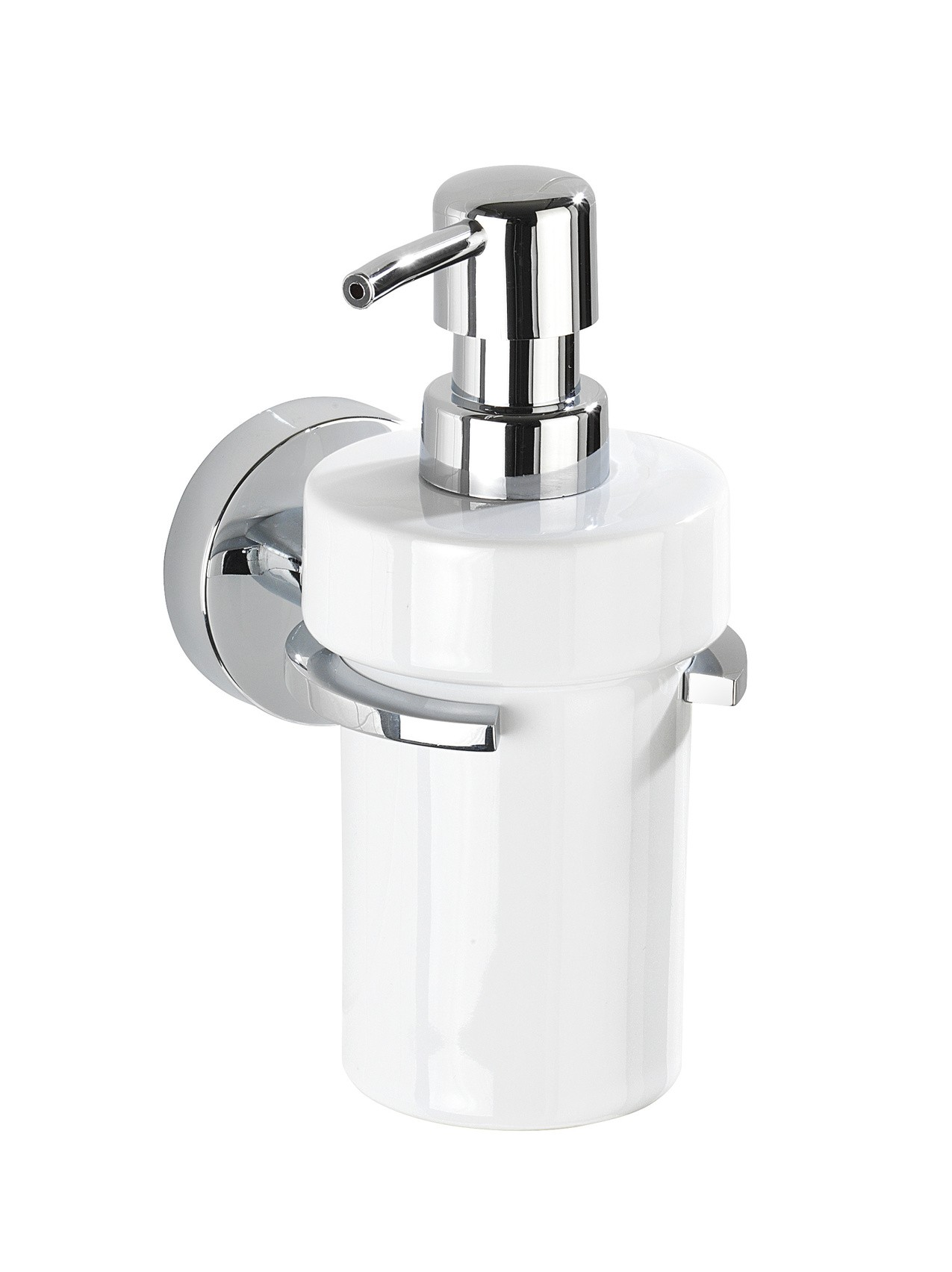 Wenko Vacuum-Loc® Seifenspender Capri, Befestigen ohne bohren