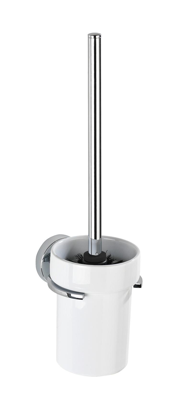 Wenko Vacuum-Loc® WC-Garnitur Capri, Befestigen ohne bohren