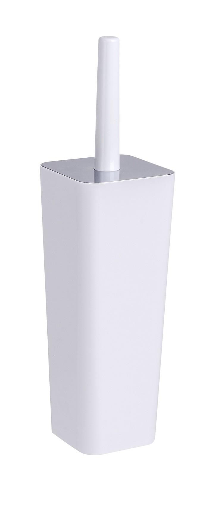 Wenko WC-Garnitur Candy White, geschlossene Form