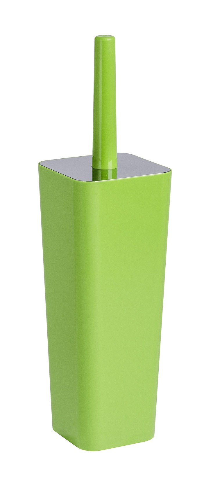 Wenko WC-Garnitur Candy Green, geschlossene Form