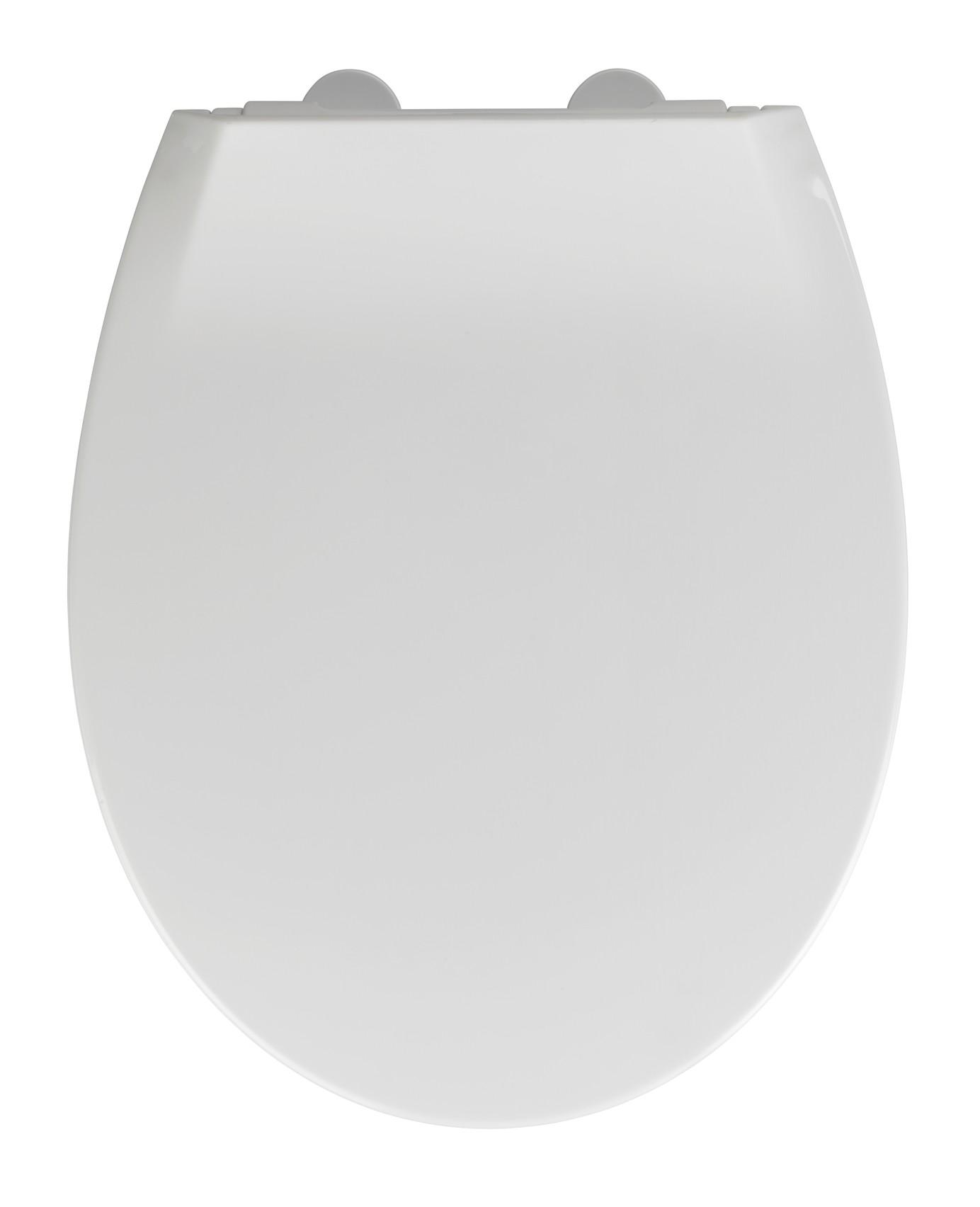 Wenko WC-Sitz Syros Family, Thermoplast, mit Absenkautomatik