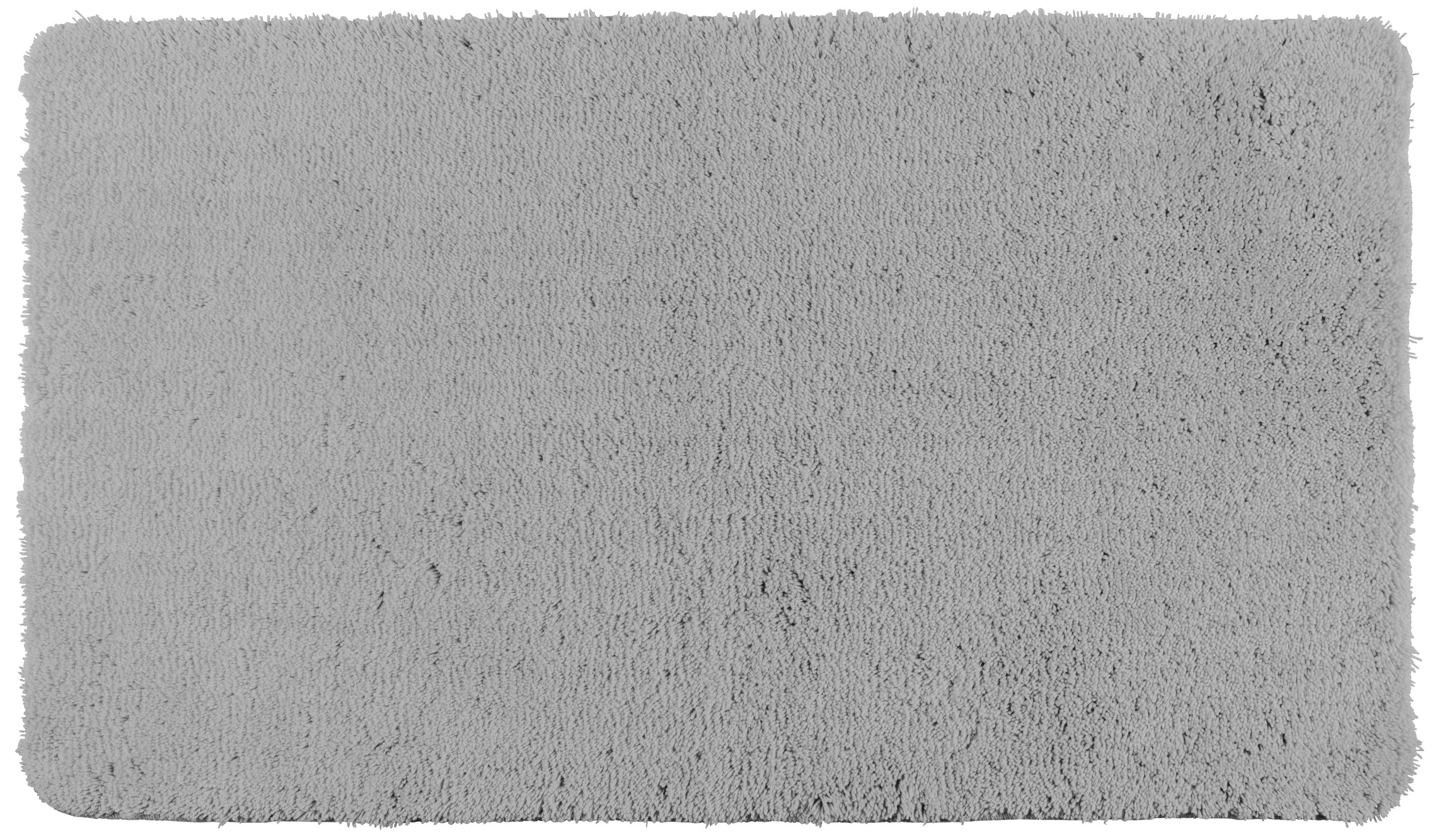 Wenko Badteppich Belize Light Grey, 60 x 90 cm, Mikrofaser
