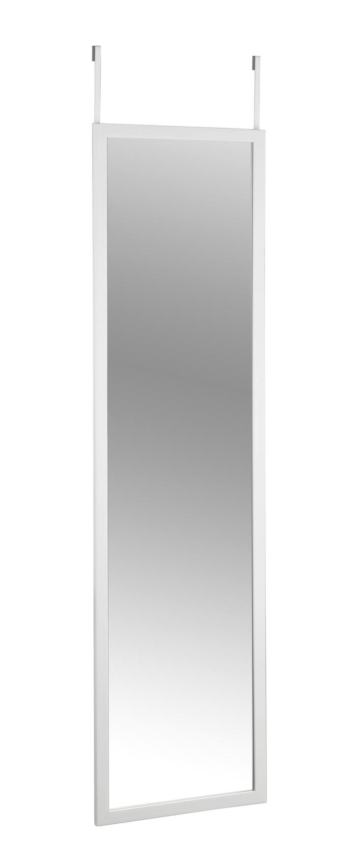 Wenko Türspiegel Arcadia Weiß, Wandspiegel