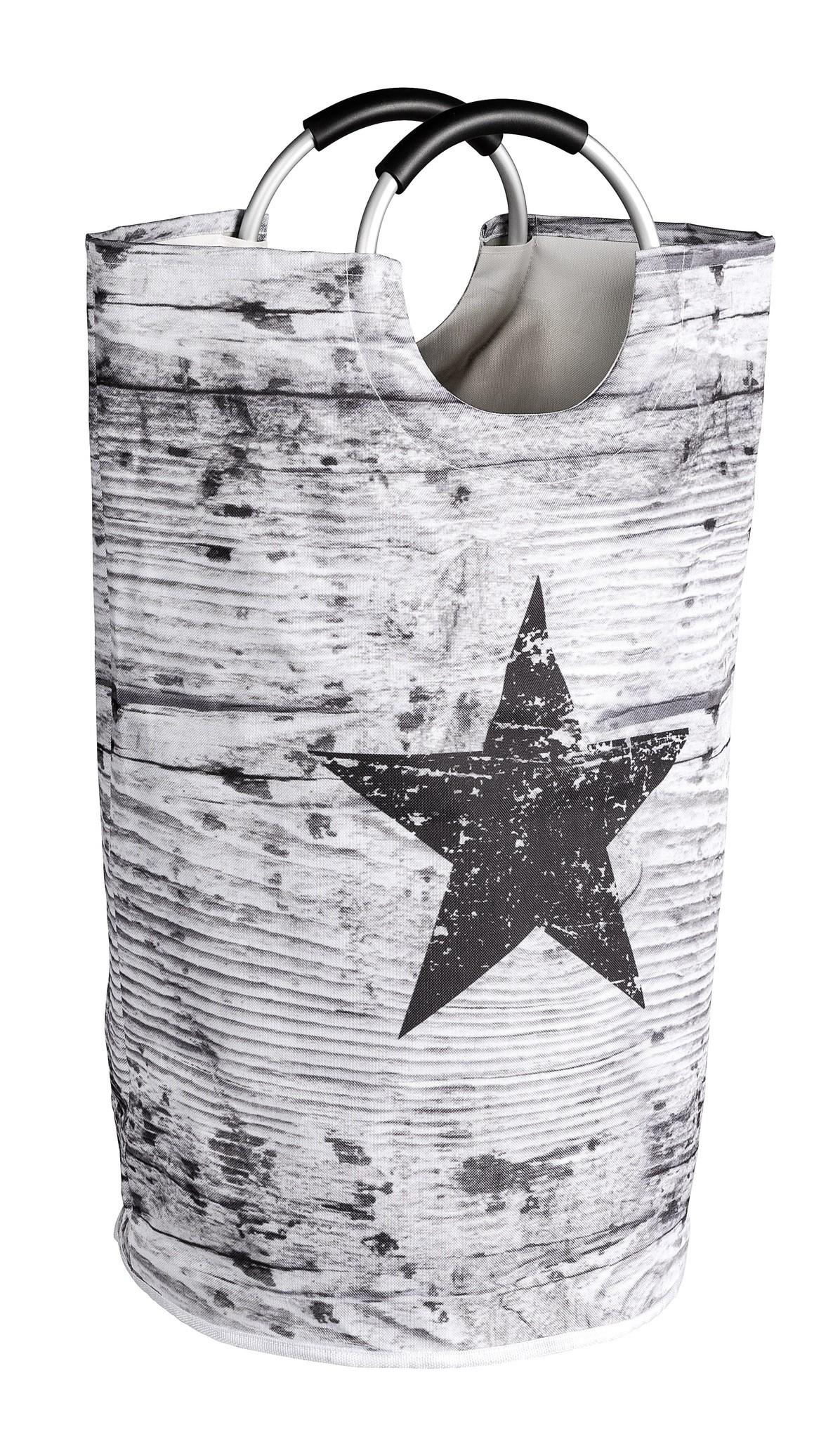 Wäschesammler Jumbo Star, Multifunktionstasche, 69 l