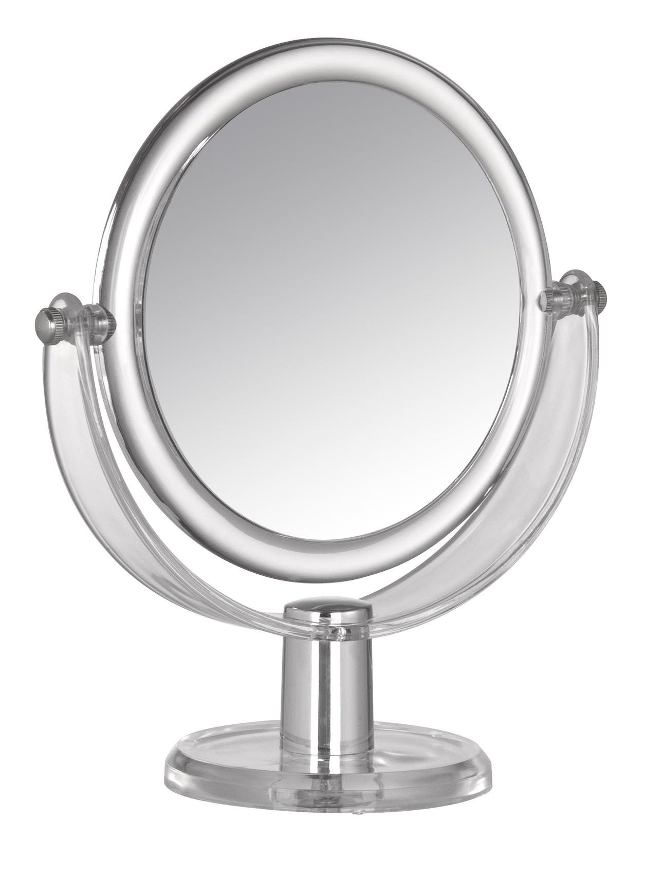 Wenko Kosmetik-Standspiegel Noci rund