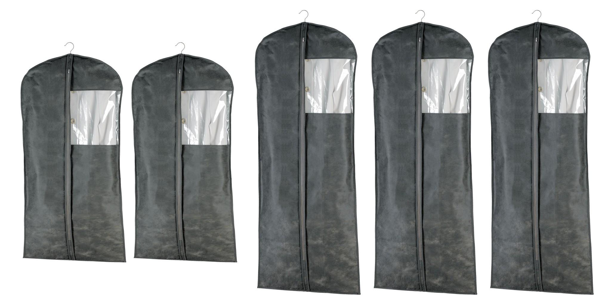Kleidersack Libertà, 5er Set in 2 Größen