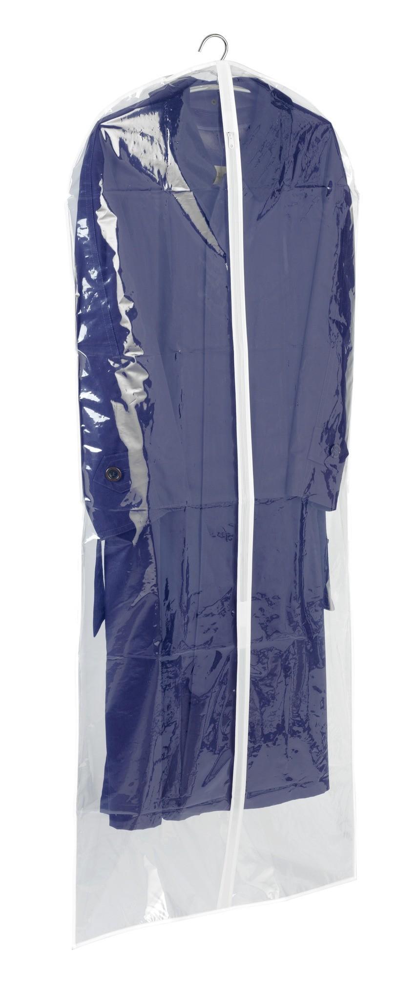 Kleidersack Transparent 100x60 cm, 10er Set