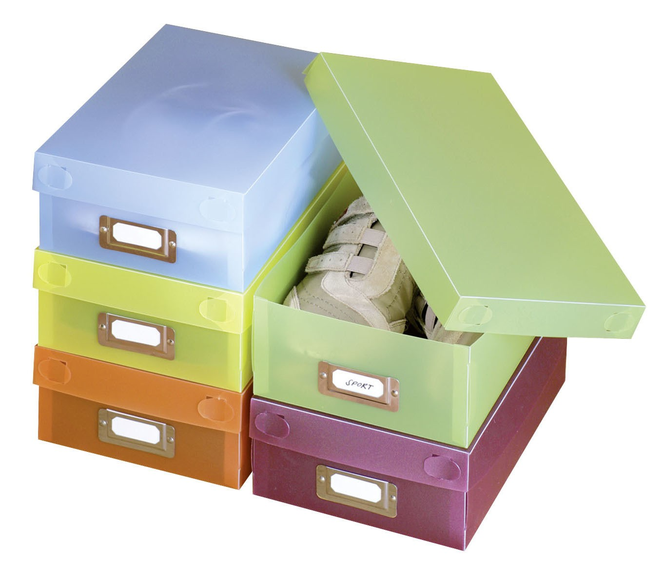 Multi-Boxen, 10er Set