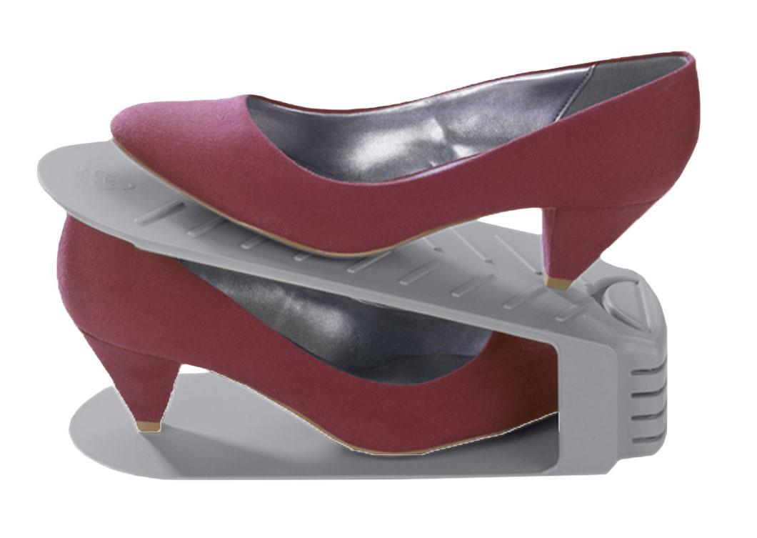 Schuhhalter, Schuhstapler, 8er Set