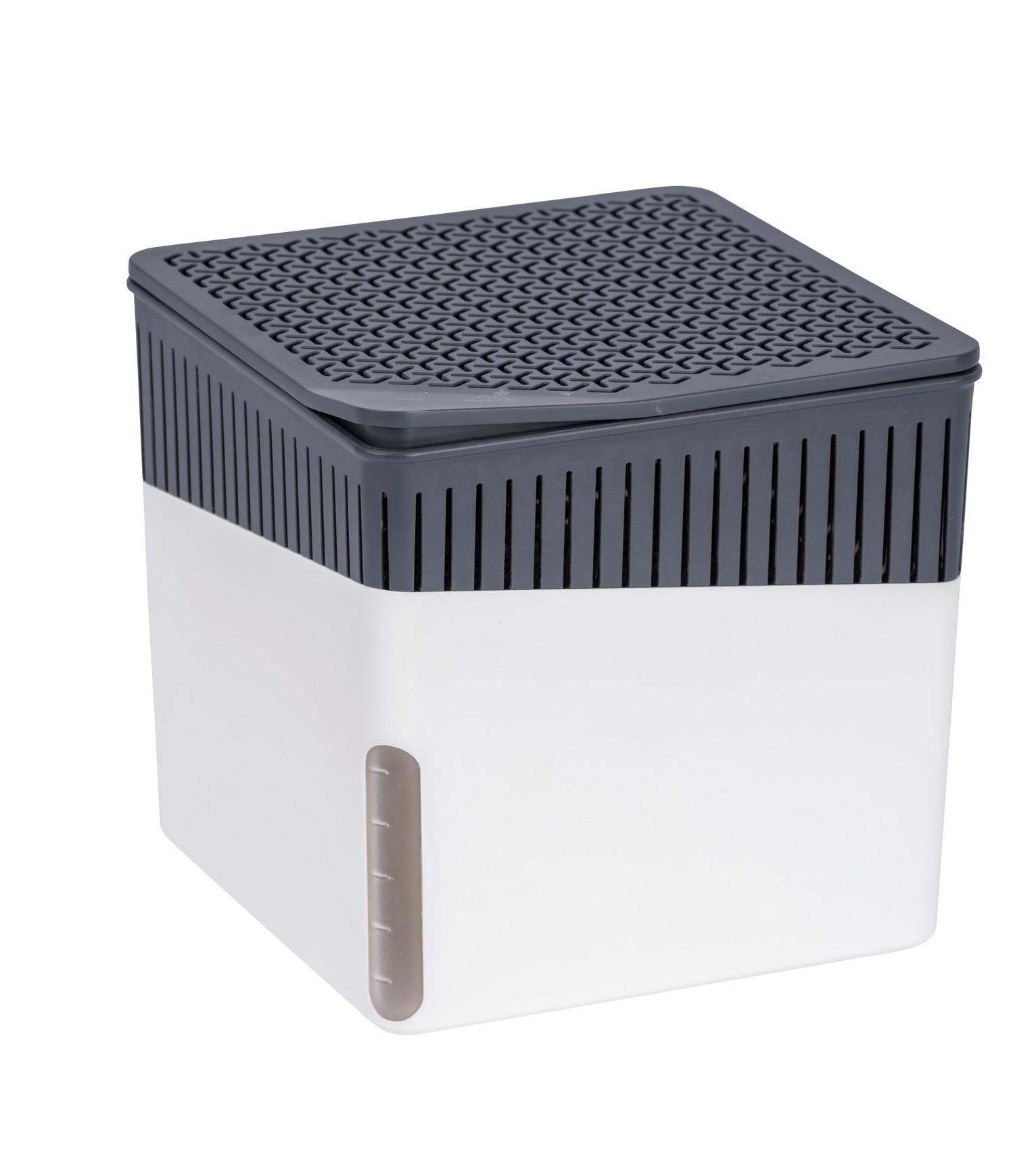 Wenko Raumentfeuchter Cube Weiß 1000 g