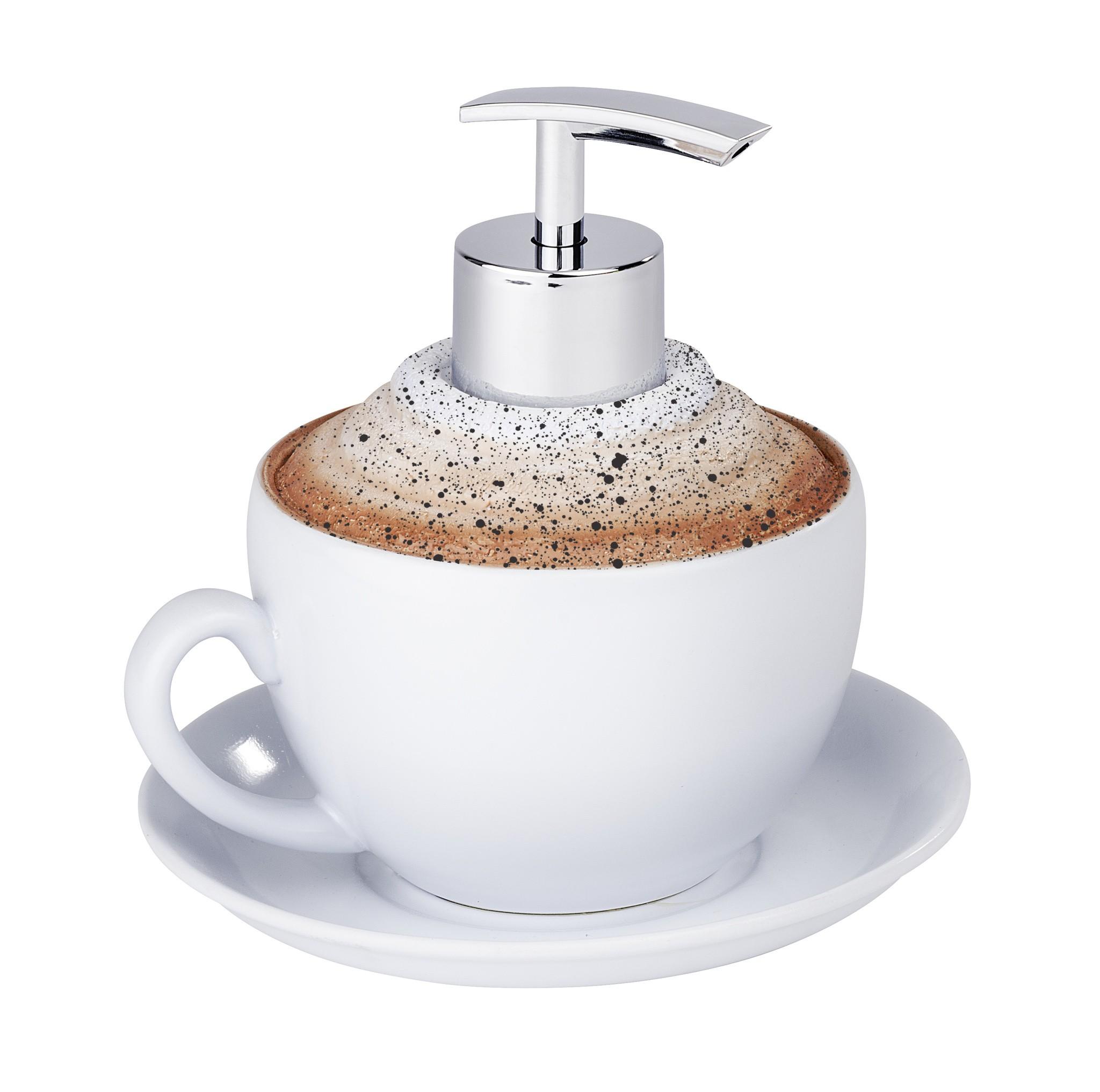Seifenspender Cappuccino, Spülmittelspender