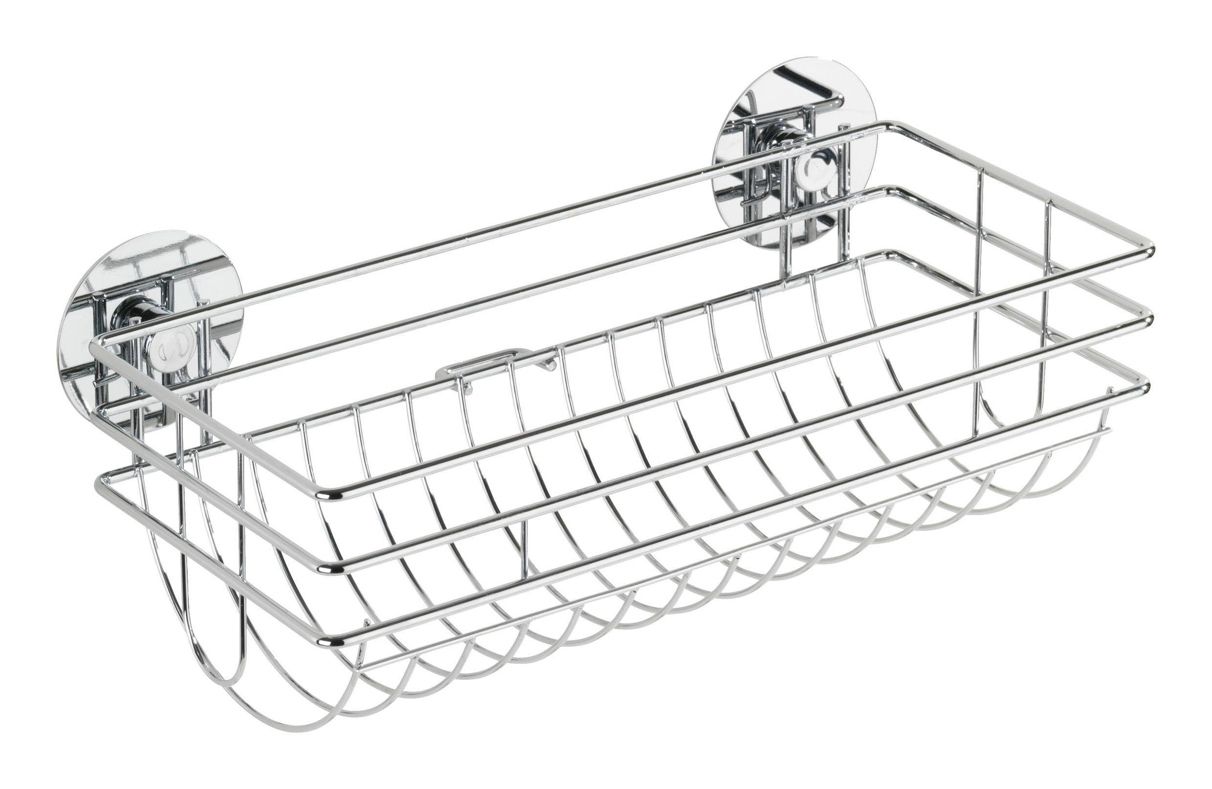 Wenko Turbo-Loc® Küchenrollenhalter, Befestigen ohne bohren