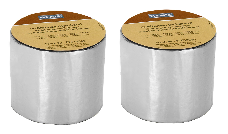 Bitumen Dichtband, 2 x 3 m