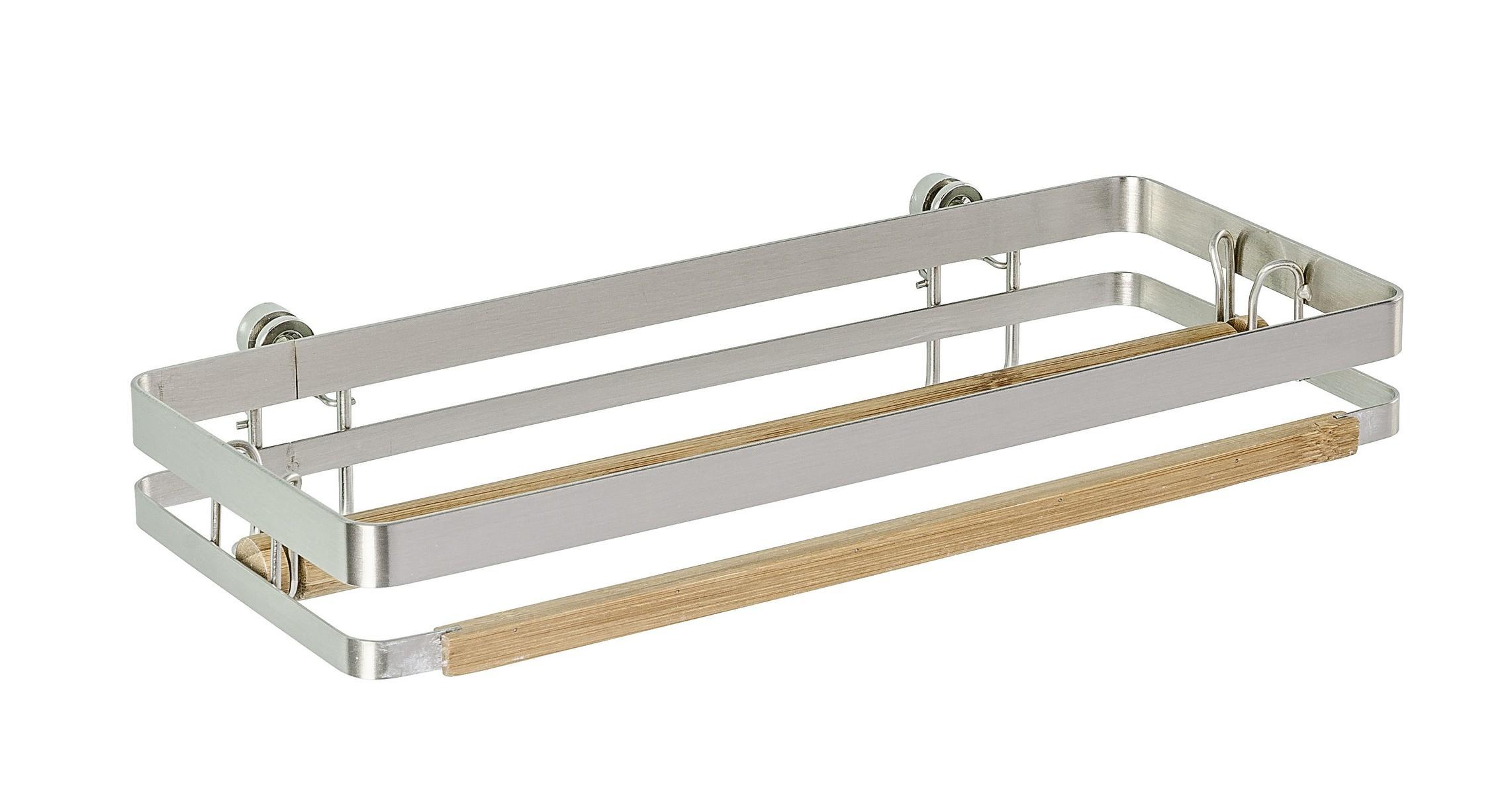 Wenko Vacuum-Loc® Küchenrollenhalter Premium, Befestigen ohne bohren