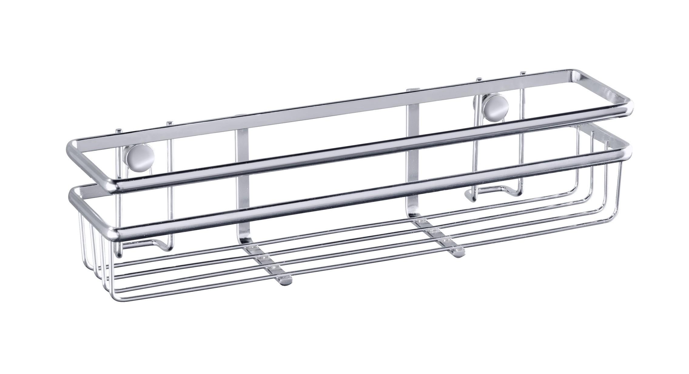 Wenko Vacuum-Loc® Gewürzregal Style, Befestigen ohne bohren