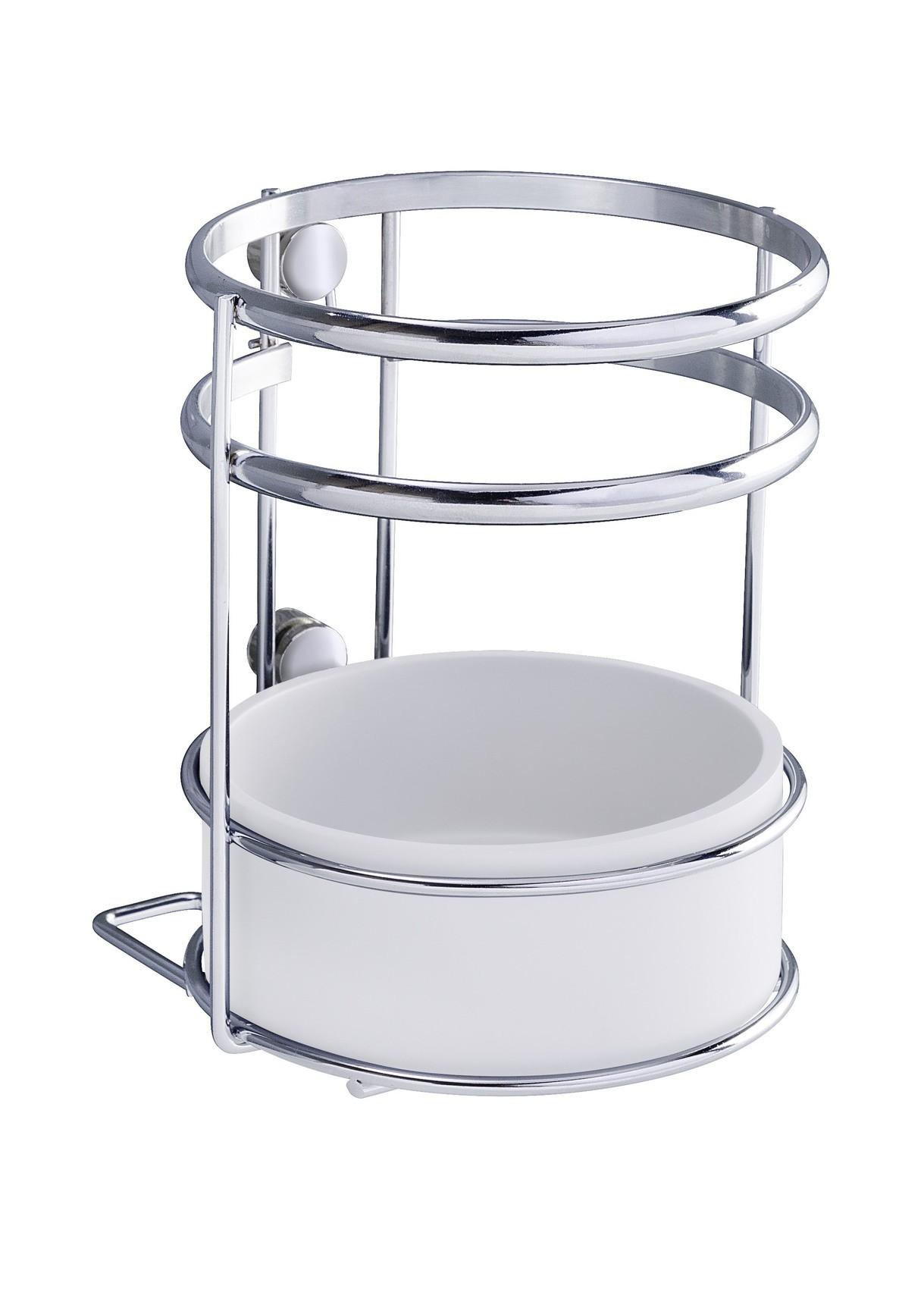 Wenko Vacuum-Loc® Utensilienhalter Style, Befestigen ohne bohren