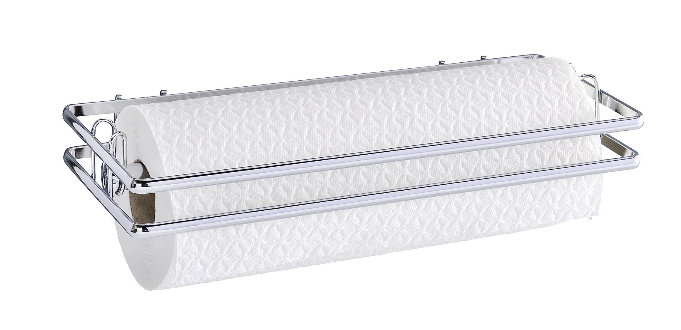 Wenko Vacuum-Loc® Küchenrollenhalter Style, Befestigen ohne bohren