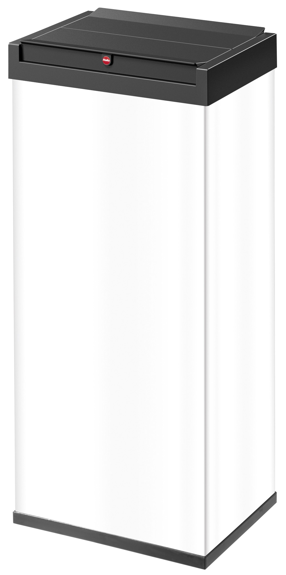 Hailo Big-Box Swing XL, weiß, 52 Liter, Großraum-Abfallbox