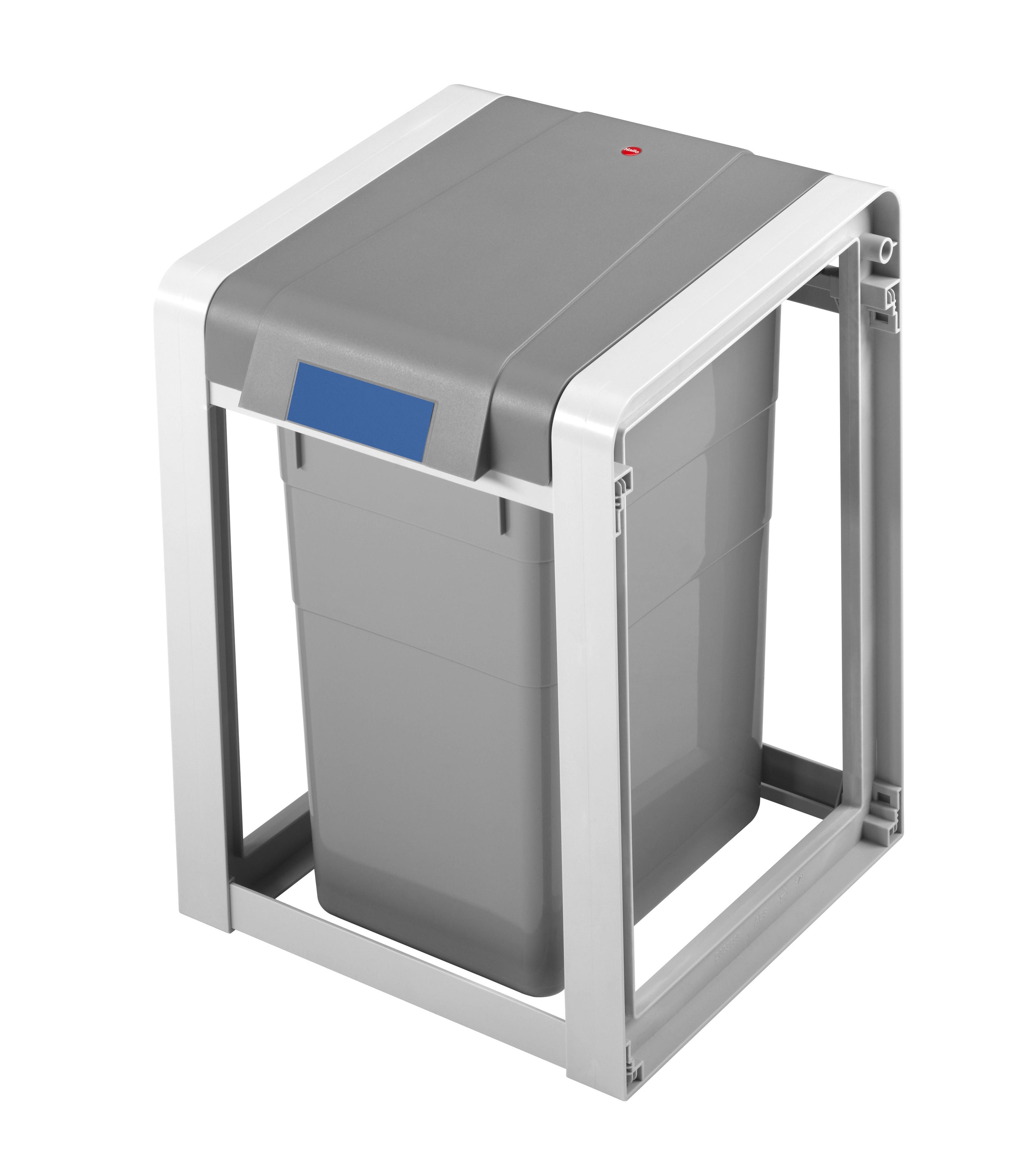 Hailo ProfiLine Öko L, Basiseinheit, Mülltrenn-System, 19 Liter