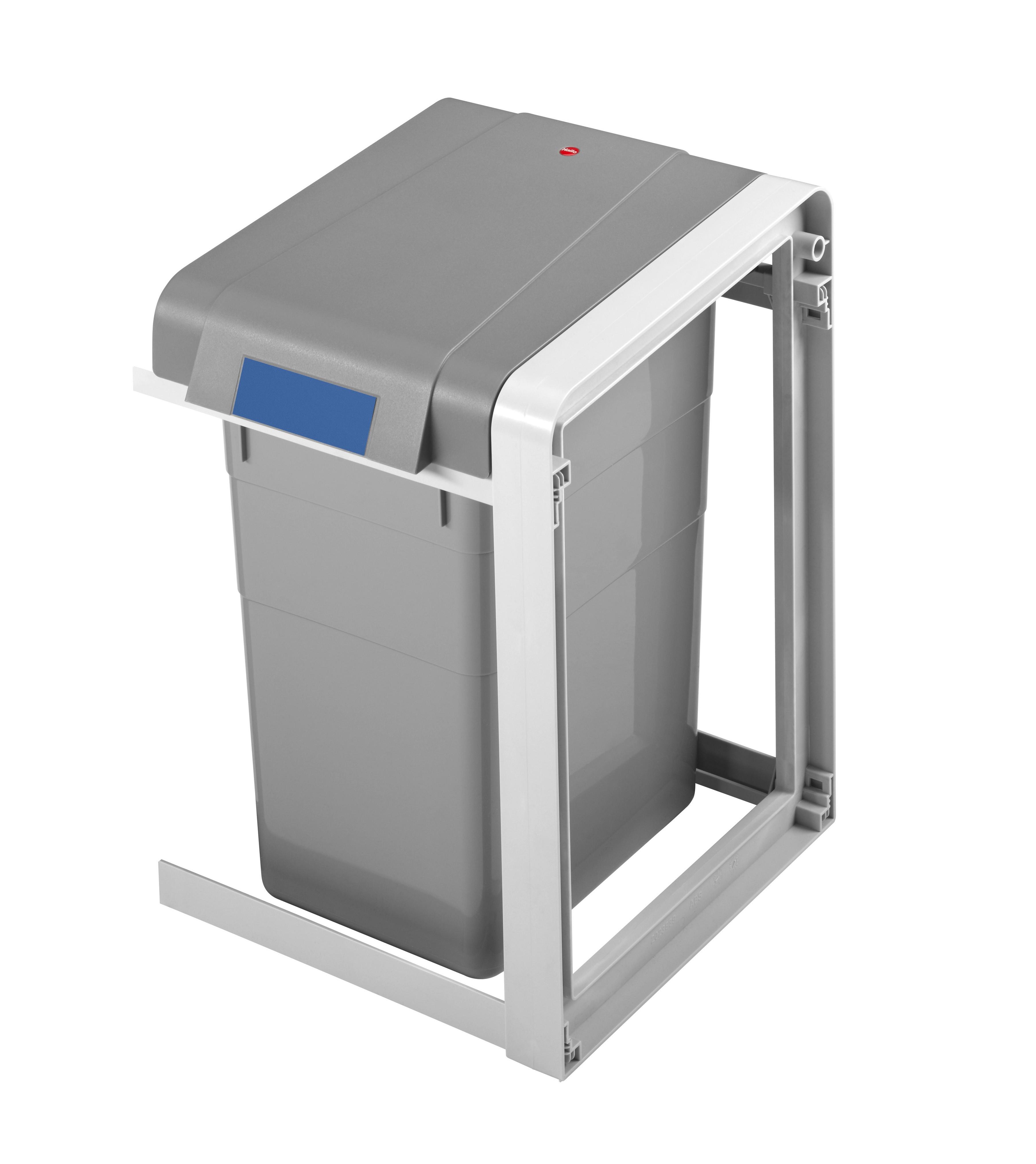 Hailo ProfiLine Öko L, Erweiterungseinheit, Mülltrenn-System, 19 Liter