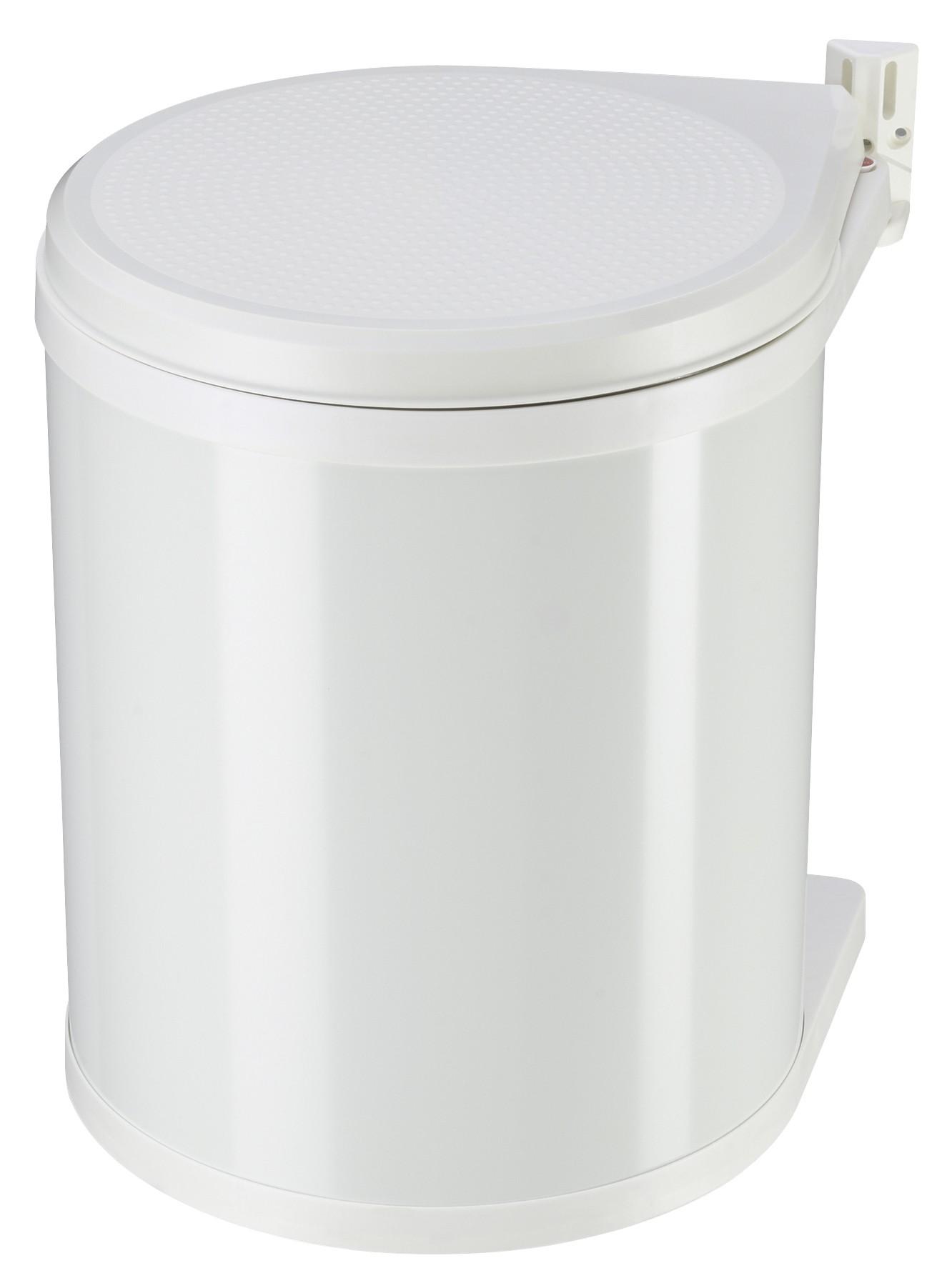 Hailo Compact-Box M, weiß, 15 l Inneneimer